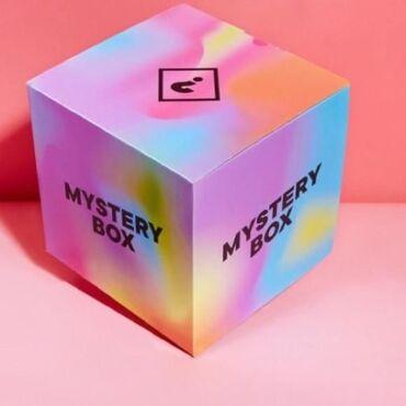Mystery box kutijaCene od 1000 do 8000din.Vi sami birate u kom iznosu