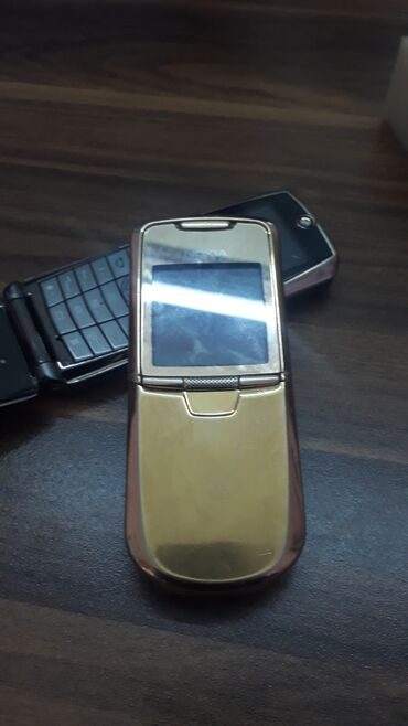 nokia 8800 gold в Азербайджан: Nokia 8800. lenti islemir