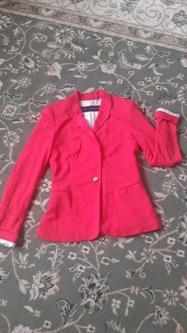 Другая женская одежда - Кыргызстан: Продаю фирменный пиджак by zara basic