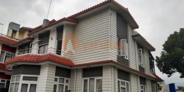 A beautiful fully furnished bungalow house having land area 2-0-0-0 of in Kathmandu
