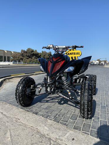 Yamaha raptor 700 r 2017 ideal vezyettedi ancag bagdan denize surulub