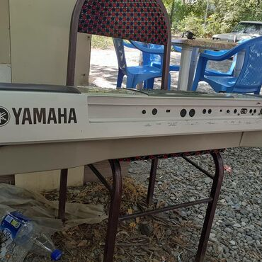 Musiqi alətləri Bərdəda: Yamaha 2000 Seyid Azad