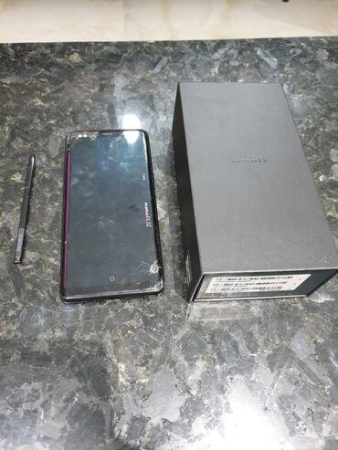 Samsung galaxy note 7 qiymeti - Azərbaycan: İşlənmiş Samsung Galaxy Note 8 64 GB qara