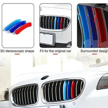 Bmw 6 серия 633csi mt - Beograd: M BMW Plastika za BMW auta 5 serije 7Plastika u M BMW boji za BMW auta