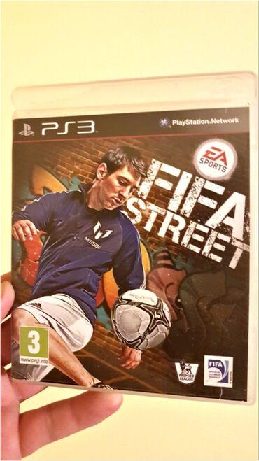 Ps3 igrice - Srbija: Igrica Fifa Street je dlična za igranje, namenjena za konzolu Sony
