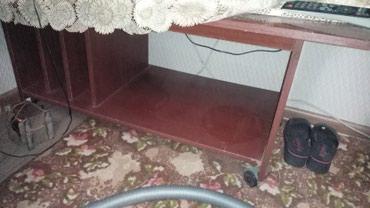 Полированная тумбочка для виниловых в Bakı