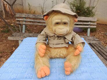 Velika igračka, safari majmun