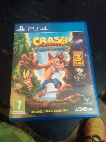 crash ps4 - Smederevska Palanka
