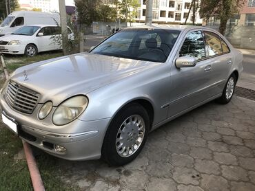 двигатель мерседес 124 2 3 бензин в Кыргызстан: Mercedes-Benz E 320 3.2 л. 2003 | 241000 км