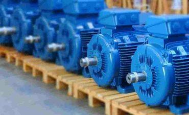 Шланги и насосы - Кыргызстан: В продаже имеются электродвигатели (произ-во: Россия) в наличии от