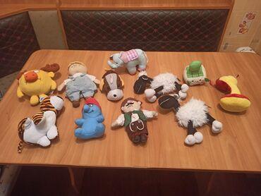 Мягкие игрушки по 80с р-н Орто сайский рынок