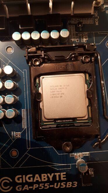Процессор i5 760 2.8hz 1156