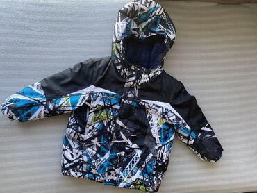 Верхняя одежда в Кыргызстан: Продаю деми куртку б/у размер 3Т в хорошем состоянии