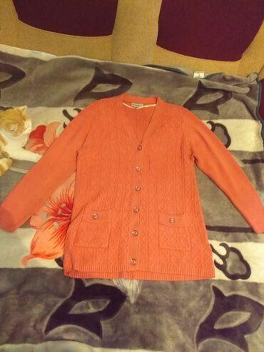 женское платье 56 в Кыргызстан: Кофта женская.Привозная,Индийская.Размер 56.Цена 750 сомов