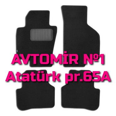 "volkswagen passat 1 4 в Азербайджан: Premium VOLKSWAGEN Passat B7 4 ayaqalti""AILERON"", ""NOVLINE"", ""LOCKER"""