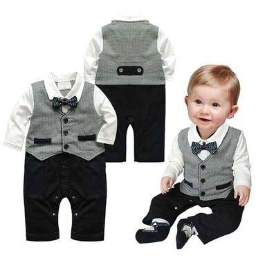 Gornji-deo-b - Srbija: Svečano odelo za bebeCena 1600 dinJednodelno odelo za bebe – imitacija