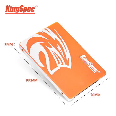 ssd-диск в Кыргызстан: SSD KingSpec 240Gb HDD Жесткий диск 3D-QLC Новый 5 дней на