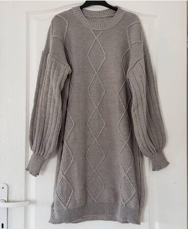 1634 oglasa | HALJINE: Haljina trikotaza novo M L XL, exstra