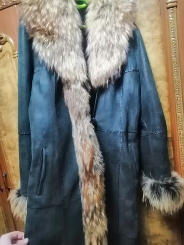 - Azərbaycan: Xəz əsl dəri palto
