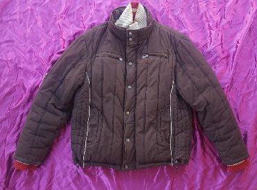 Muška jakna, TimeOut. Bas punjena, prava zimska. Označena veličina je