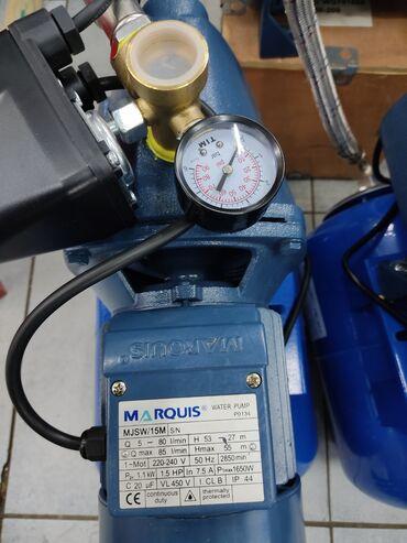 1141 объявлений: Водяной насос автомат ( насос для воды ) marquis mjsw/15m-24l для