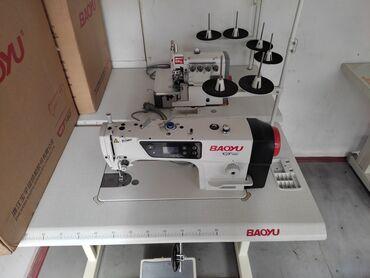 Срочно продаю бесшумную прямострочку и 4х нитку фирмы Baoyu. Состояние