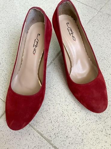 черные-женские-туфли в Кыргызстан: Продаю туфли новые !  Размер 37. Производство Турция