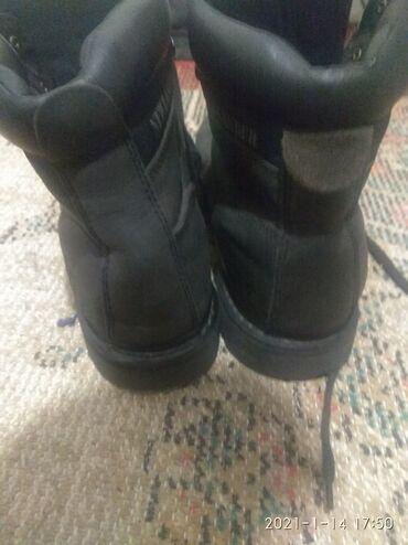 Срочно продаю обувь полу зимние чисто кожаные ухоженные чистые чёрные