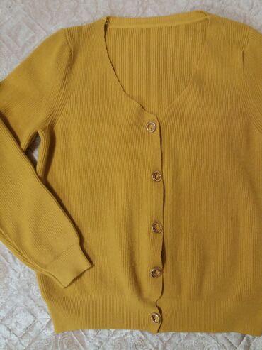 платье халат купить в Кыргызстан: Новая кофта теплая . Приятная к телу. Размер стандарт. Только купила