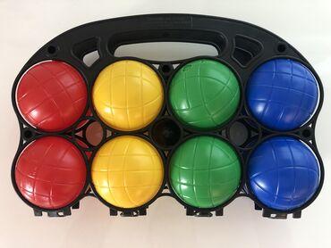 Komplet za bocanje br.18, super zabavaKugle ( balote ) su plasticne i