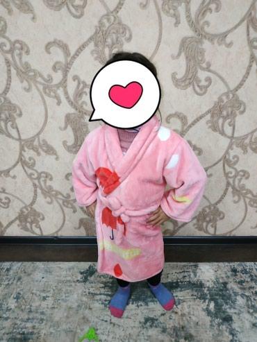Теплые,нежные халатики для девочек На заказ 500 сом в Бишкек