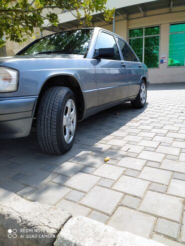 mercedes islenmis ehtiyat hisseleri - Azərbaycan: Mercedes-Benz 190 2 l. 1989   328608 km