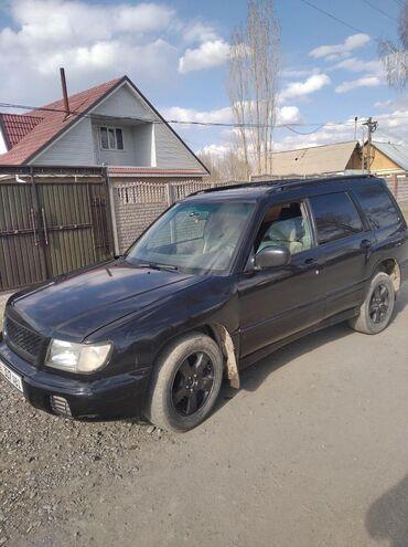 Subaru Forester 2.5 л. 1998