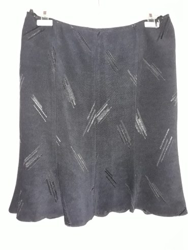 Nosena ali ocuvana suknja,duz.54 cm,poluobim struka 40 cm - Smederevo