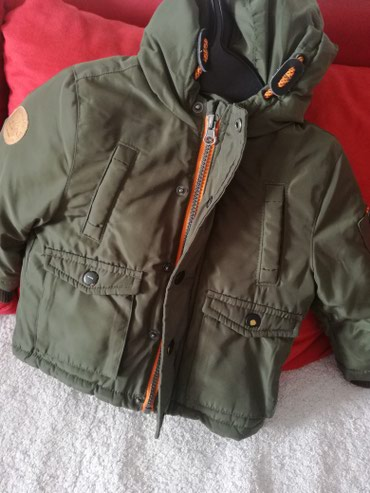Zimska jakna za decaka,ocuvana,74 waikiki - Pozarevac