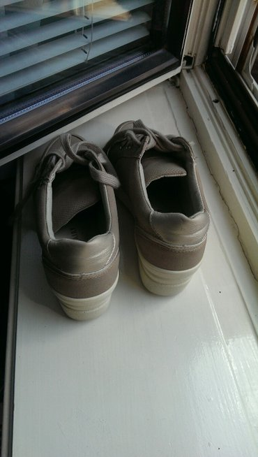 Cipele br 36 gazni deo,25 kupljene u 3CC nove tri puta obucene - Nis