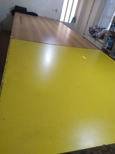 Закройный стол. Длина 5.35. ширина 1.75 срочно