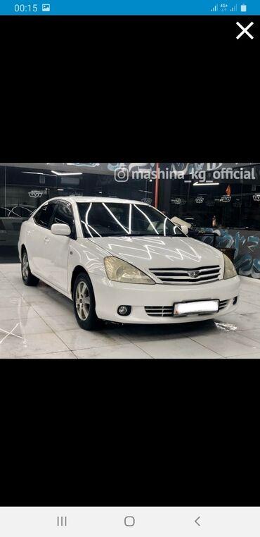Toyota Allion 1.8 л. 2002