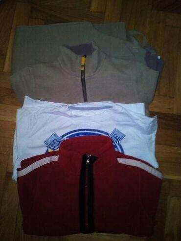 Paket garderobe za decaka, broj 10. Paket sadrzi : EXIT trenerku (