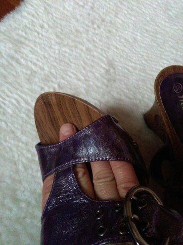 Papuce nove nikad obuvene,38 broj - Sombor - slika 4