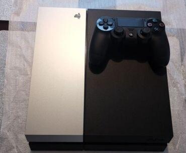 шкуры для дома в Кыргызстан: Прошитая PlayStation 4 Fat.  500 гигабайт. 6.72 Состояние идеальное, д