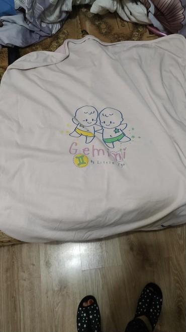 odejalo 200 210 в Кыргызстан: Одеяло для девочки в хорошем состоянии. 200 сом