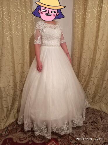 Свадебные платья. Б/у. Размер регулируется. 6 слоя. Ватсап есть