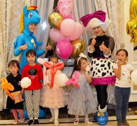 Тушоо Той! Детское шоу! Клоуны, в Бишкек