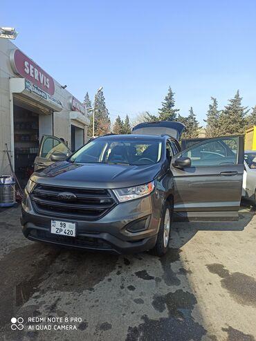 Ford Edge 2 l. 2018 | 45210 km