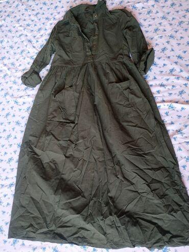 Платье для беременных или для кормящих . Размер м