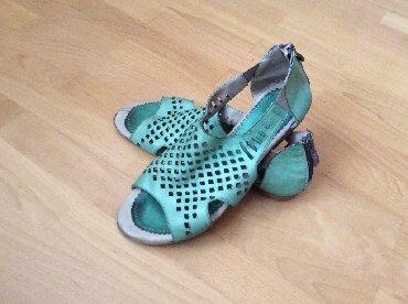 женские босоножки на широкую ногу в Азербайджан: Сандалии и шлепанцы 37.5