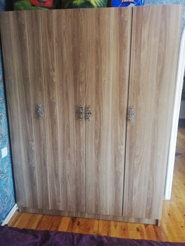 детский компьютер в Азербайджан: Мебель в отличном состоянии. Шкаф 4х дверный,кровать, компьютерный