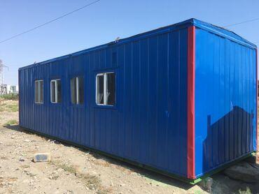 Vaqon evlrin satisi - Azərbaycan: Təcili - 3x9 konteyner / vaqon satılır