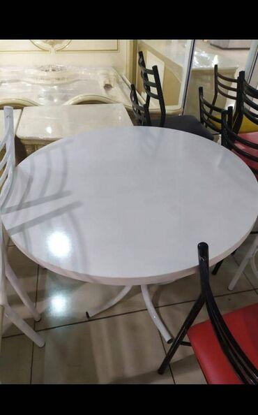 Круглый стол на заказ любые цвета и любые размеры